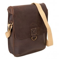 New York Messenger bag Brown