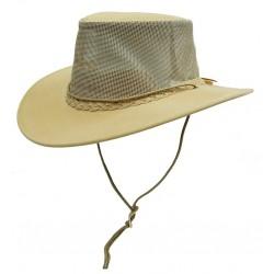 SOAKA BREEZE Sand austrálsky klobúk