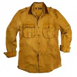 SOUTHERN CROSS Mustard austrálska košele