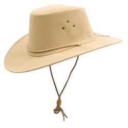 KAKADU SOAKA Sand austrálsky klobúk